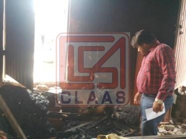 A Christian man Ameen Masih 45 burn to death at Uggoki – Sialkot