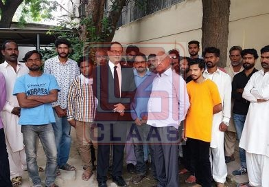 Nazir alias kaka got heart attack during Youhanabad case hearing at Anti Terrorism Court Lahore