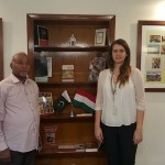 meeting-with-agnes-pompos-deputy-head-of-mission-from-embassy-of-hungary-islamabad