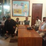 Meeting with Youhanabad survivors
