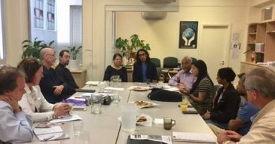 Meetings with different organizations and government officials in Australia