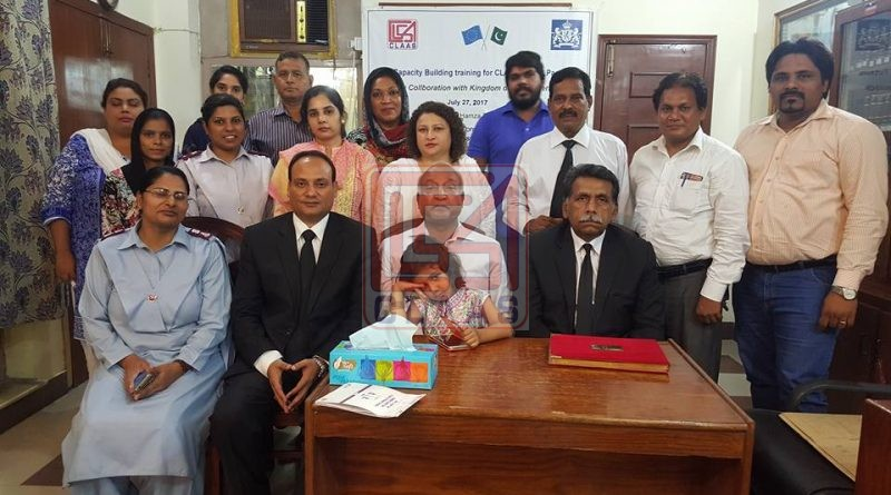 CLAAS organized a consultation meeting for the capacity building of staff