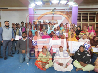 Awareness Session for Women Empowerment conducted by CLAAS