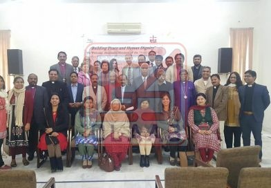 Reception held by National Council of Churches