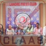 CLAAS hold a press conference on March 29th, 2019 at Lahore Press Club4