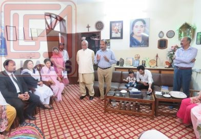 CLAAS organized Easter gift distribution ceremony