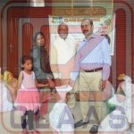 CLAAS organized Easter gift distribution ceremony8
