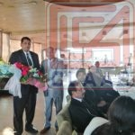 CLAAS organized a welcome party for CLAP2