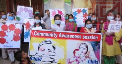 Awareness session for the community on Child Abuse and Child Protection